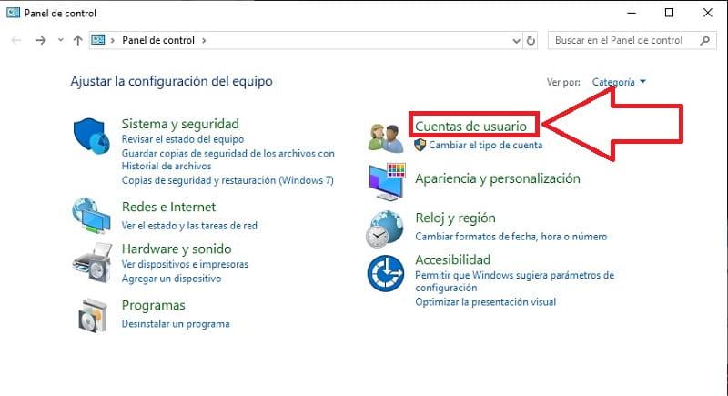 ejecutar programa como administrador sin pedir contraseña windows 10