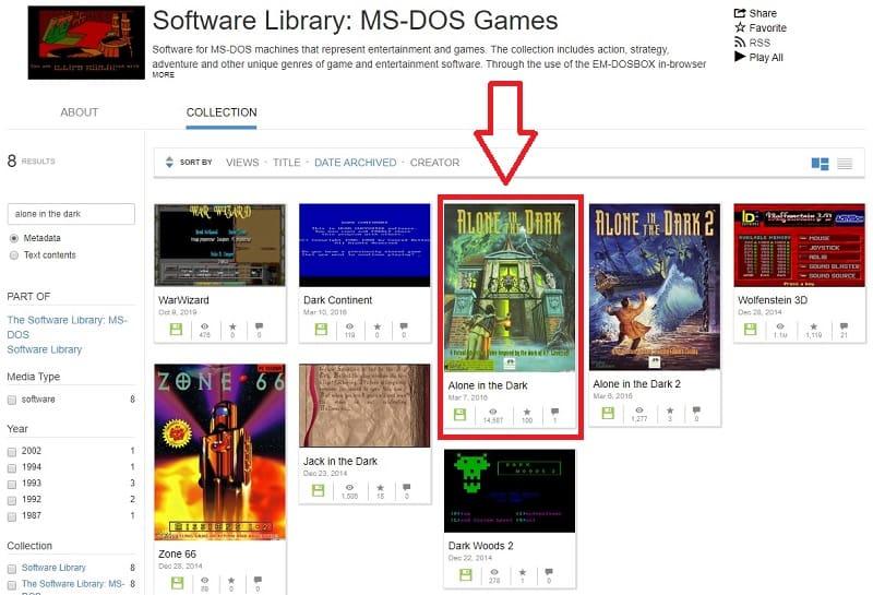jugar juegos ms dos en windows 10