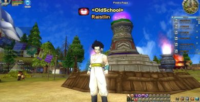 como descargar dragon ball online global