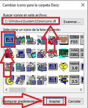 windows 3.11 en windows 10.