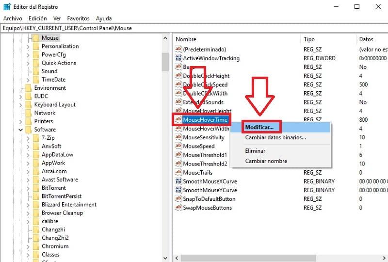 aumentar la velocidad de vista previa de aplicaciones en windows 10.