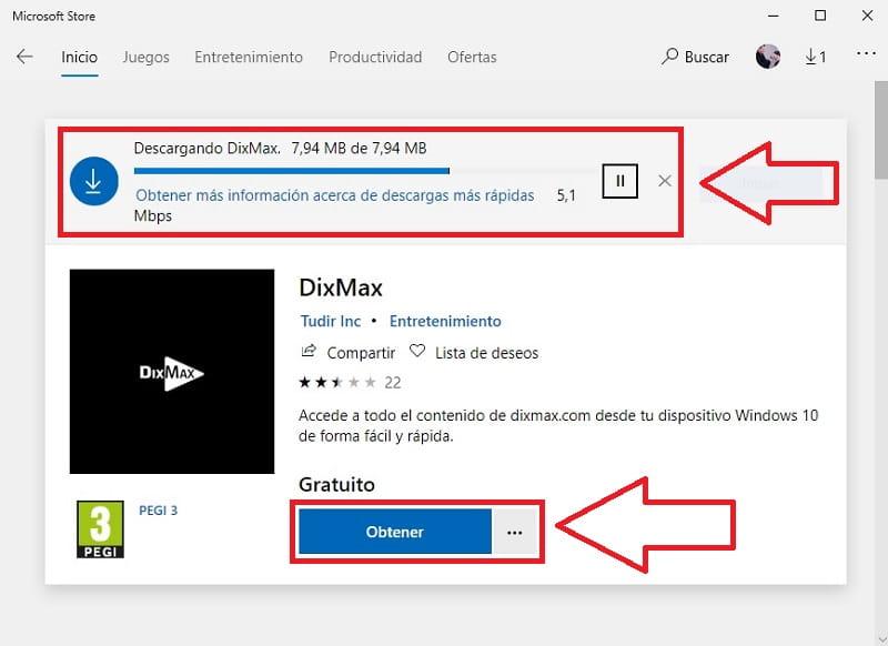 dixmax windows 10