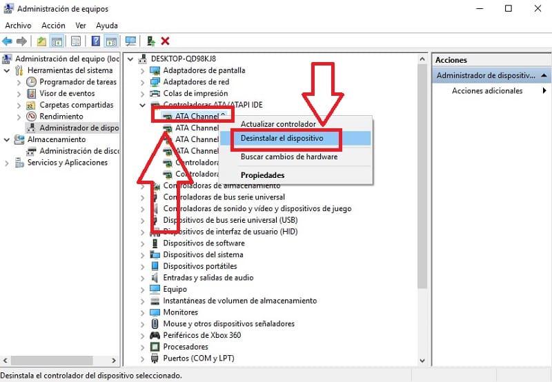 windows 10 no reconoce dvd