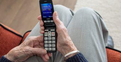 telefonos moviles para personas mayores con whatsapp