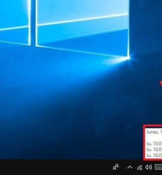 añadir relojes mundiales en windows 10.
