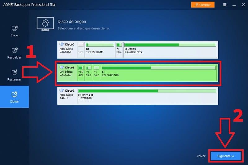 clonar disco duro a ssd kingston gratis