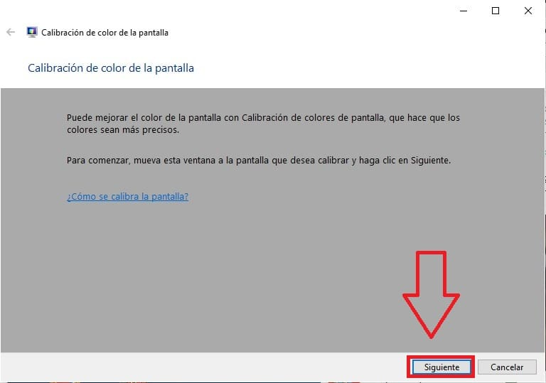 activar pantalla tactil windows 10