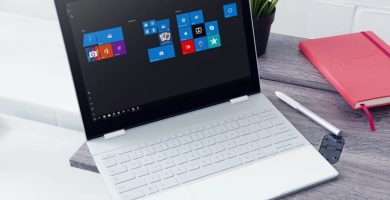 windows 10 quitar menu inicio pantalla completa