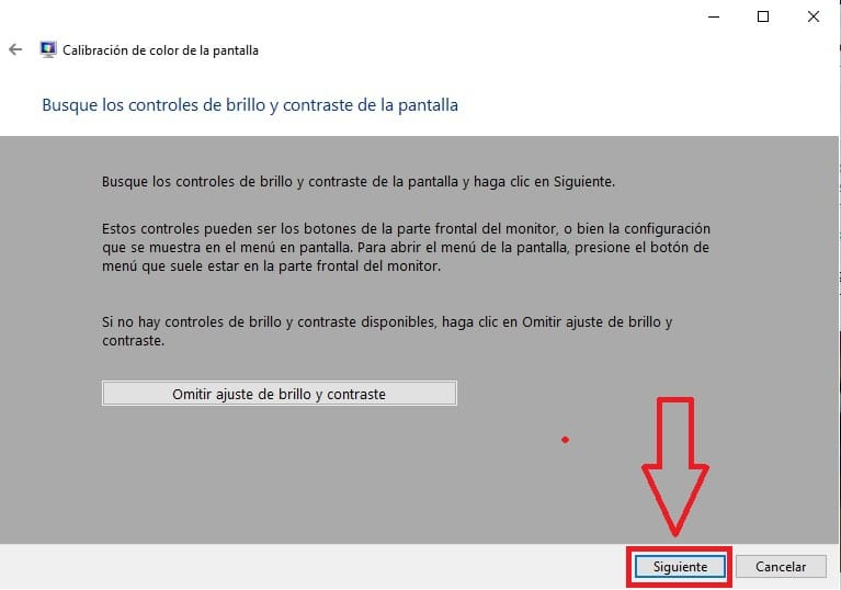 calibrar pantalla tablet windows 10