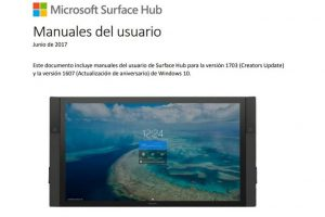 surface hub manual