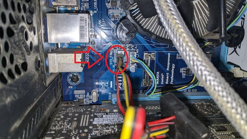 ventilador ordenador silencioso