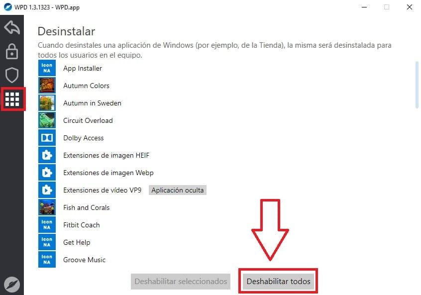telemetria windows 10 desactivar