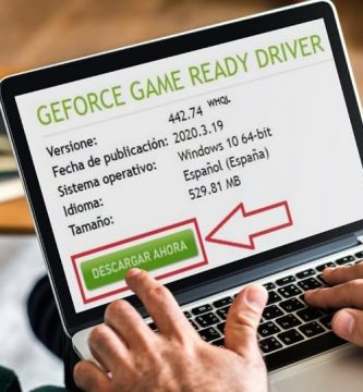 actualizar drivers nvidia geforce