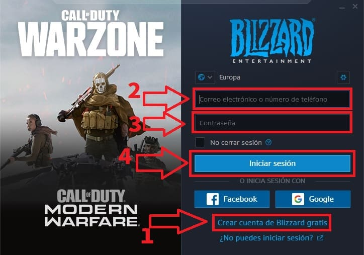 call of duty warzone es multiplataforma