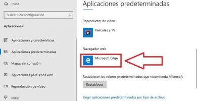 elegir explorador predeterminado windows 10