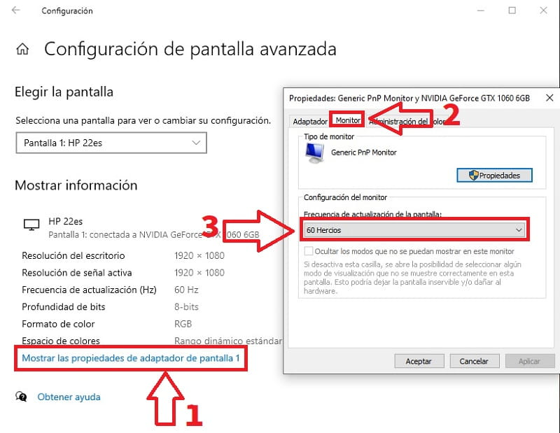 como solucionar el parpadeo de la pantalla windows 10