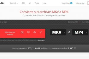 mkv a mp4 gratis