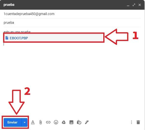 enviar archivos de mas de 25 mb por gmail