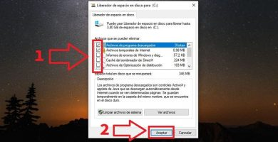 windows 10 sin espacio en disco