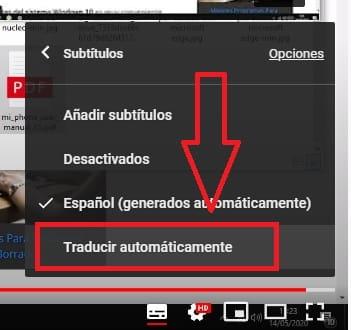 traducir subtitulos de youtube online