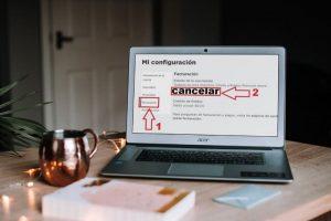 ¿ es posible cancelar una cuenta de roblox?.