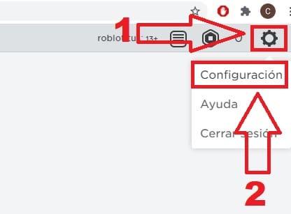 perfil de roblox.