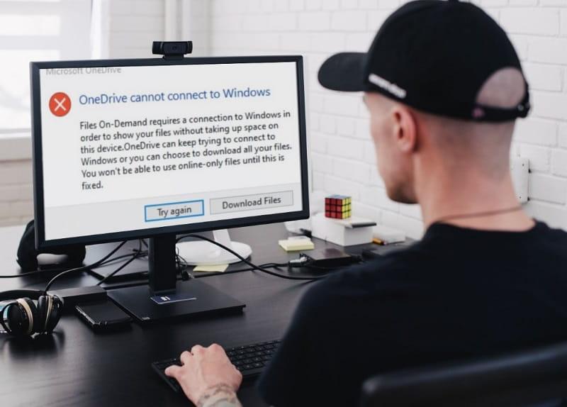 onedrive no funciona en windows 10