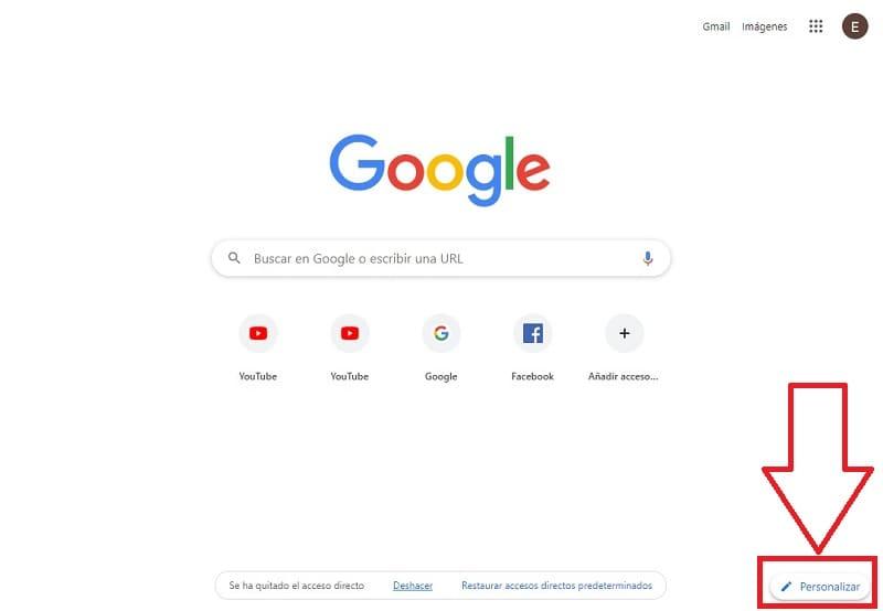 poner un gif animado en google chrome.