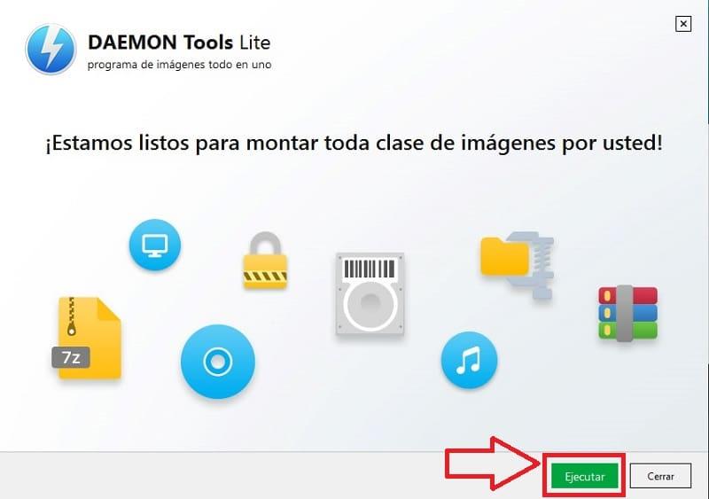 daemon tools es gratis