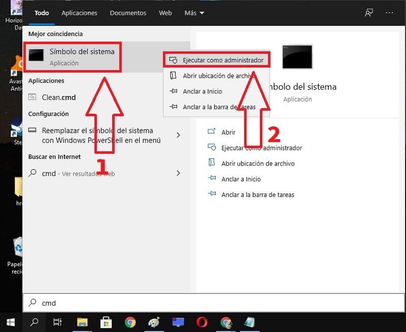 lista de archivos de texto de procesos en ejecución en Windows