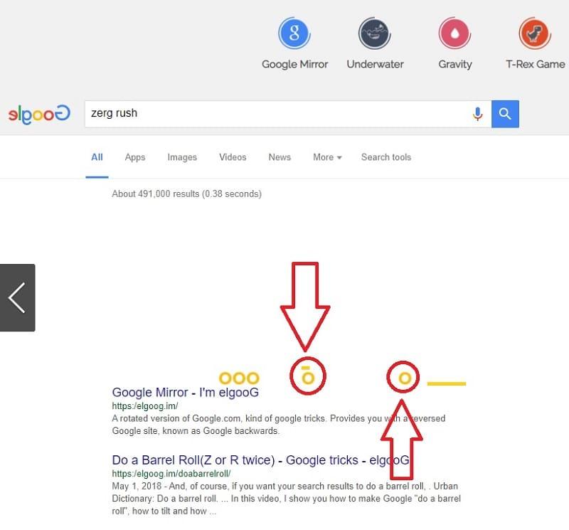 trucos de google.