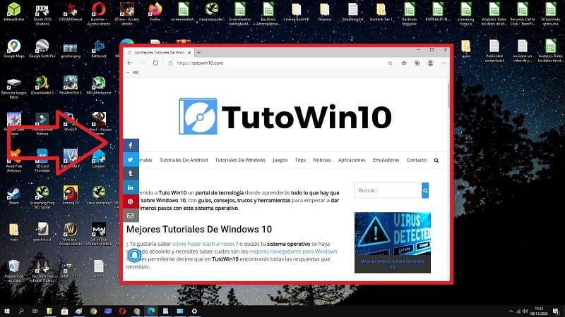 tutoriales windows 10.