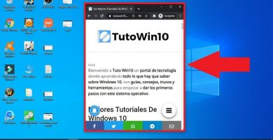 chrome version movil en pc