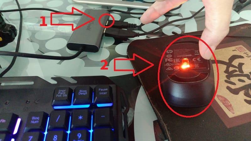 conectar teclado a movil.