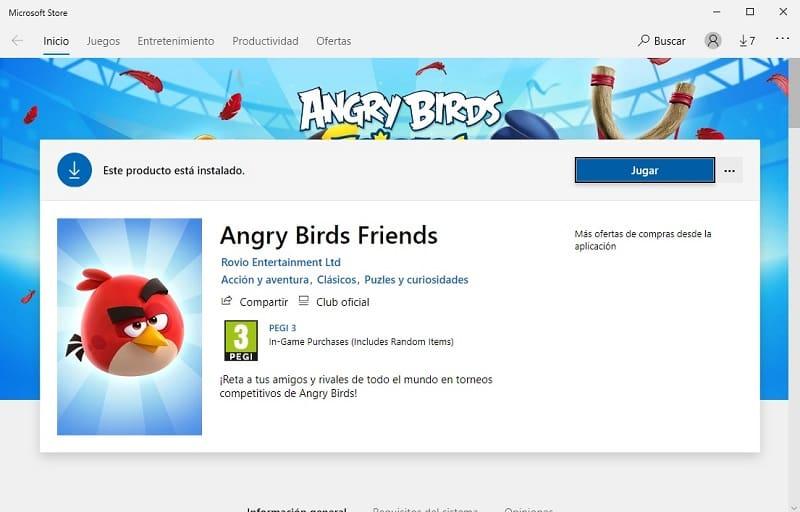 jugar angry birds 2 en pc.