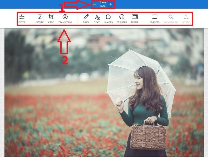 retoque fotos on line