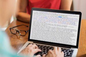 ver la estructura html de una pagina web.