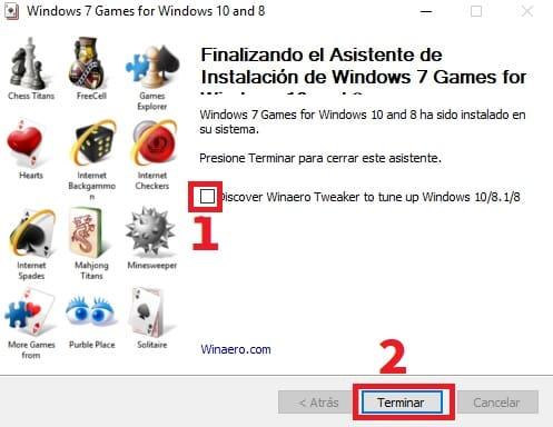 juegos windows 7 en windows 10.