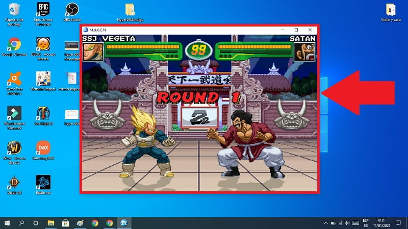 hyper dragon ball z pc.
