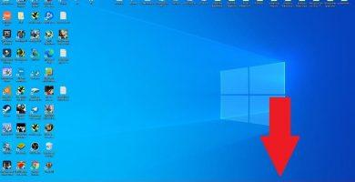 modificar el color de la barra de tareas de windwos 10.