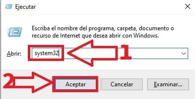 system32 windows.