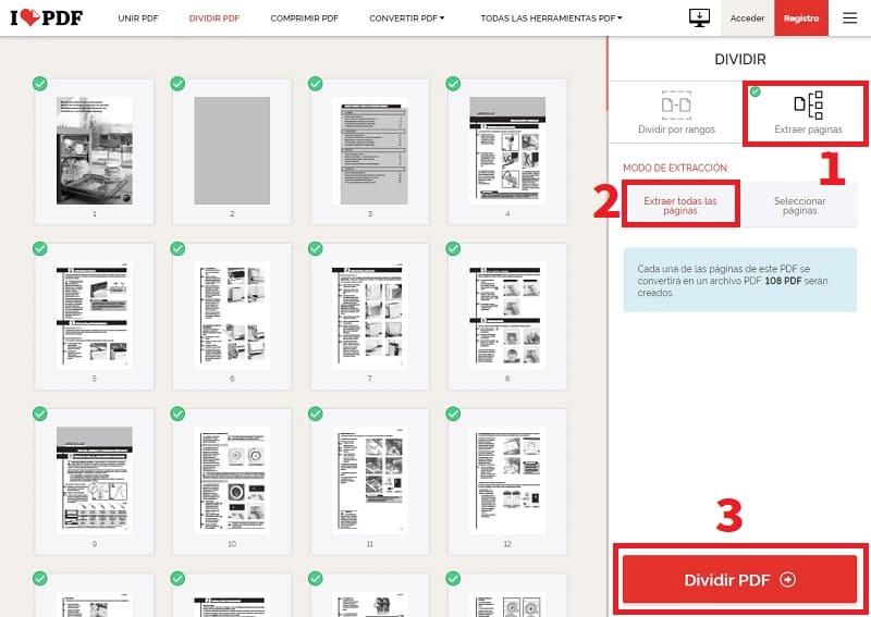 i love pdf comprimir