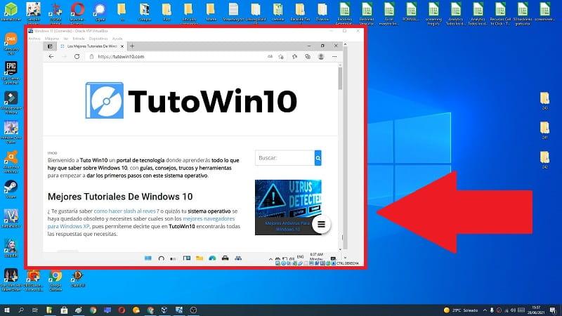 instalar win 11 virtualbox.