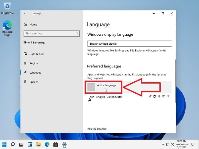 descargar Windows 11 en español.