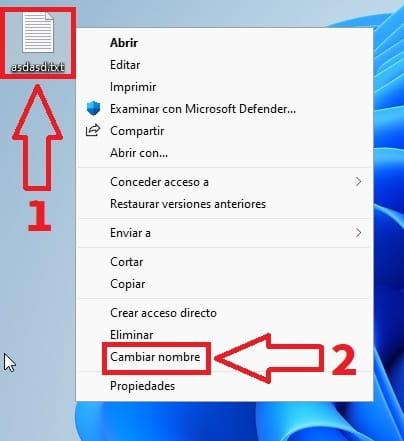 modificar nombre windows 11.