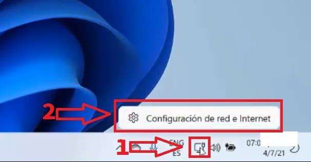 como saber contraseña wifi windows 11