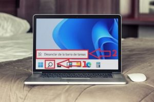 Anclar icono búsqueda Windows 11.