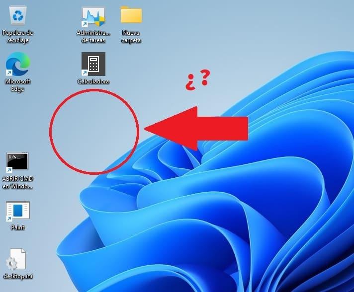esconder archivos ocultos en Windows 11.